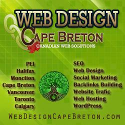 Cape Breton Web Design